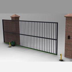 Pohony pro brány a vrata - posuvné brány a vrata