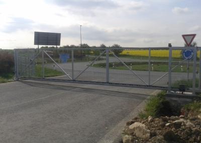 Průmyslová brána