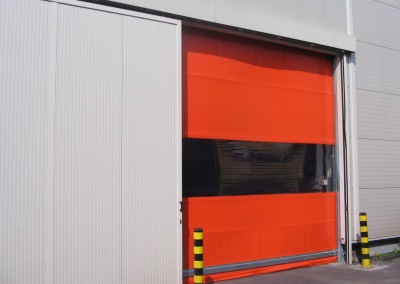 Rychloběžná vrata a zavěšená vrata