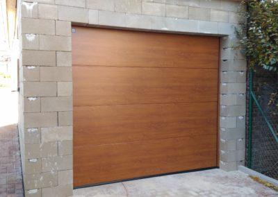 Sekční garážová vrata_