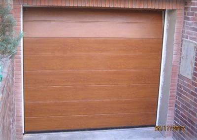 Sekční garážová vrata___